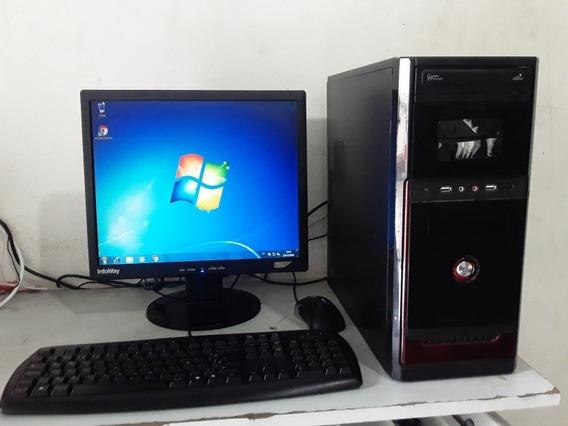 Computador Completo + 1 Cpu Básica E Acessórios