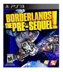 Borderlands: The Pre-sequel! - Ps 3 - Mídia Física - Lacrado