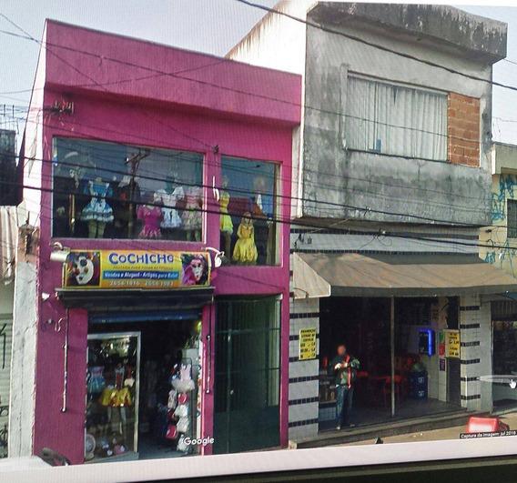 Prédios Comerciais + 05 Casas Em Avenida Na Vl Matilde
