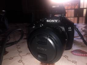 Câmera Sony Ilce-3000k