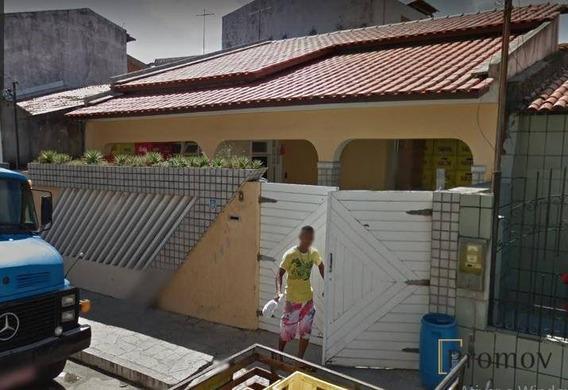 Vendo! Belíssima Casa No Orlando Dantas Atrás Do Gbarbosa - Ca0603