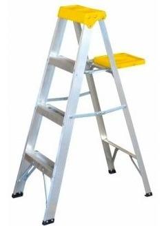Escalera Aluminio 6 Pasos