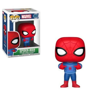 Funko Pop Marvel Spider-man Ugly Sweater #397