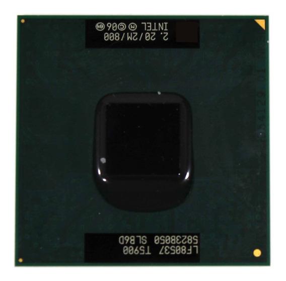 Processador Intel Core 2 Duo T5900 2m 2.00ghz (11273)