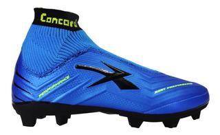 Zapatos Concord Futbol Tachos Taquetes Profesional Mod 178gb