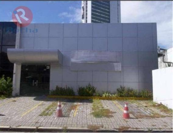 Loja À Venda, 271 M² Por R$ 1.600.000,00 - Derby - Recife/pe - Lo0123