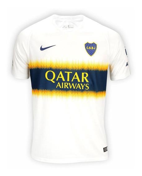 Camiseta Boca Nike Original Dri Fit Temporada 2019/20 Adulto