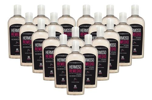 18 Shampoo Crecimiento Anti Caída Reparador Frizz Mujer 7en1