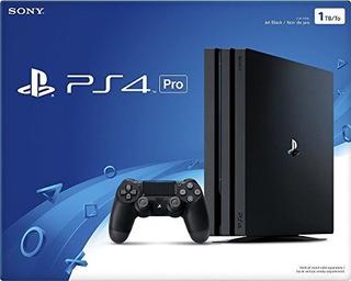 Playstation 4 Pro 1tb Consola Ps4