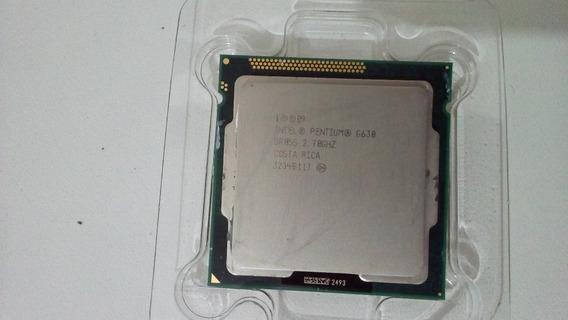 Cpu G630 2.7ghz Dual Core, Soquete 1155 / Segunda Geração