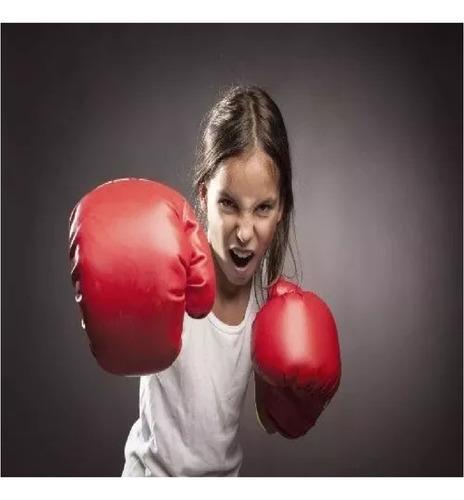 Guantes De Boxeo Para Niño De 3 A 8 Años
