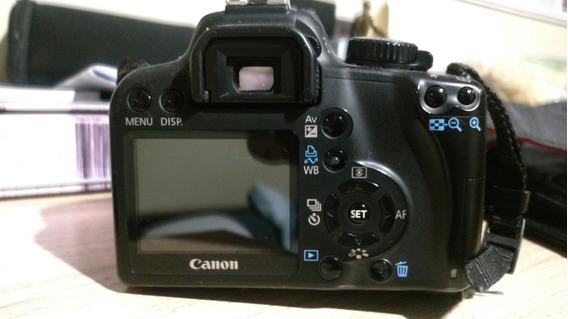 Canon Eos Xs, Dslr + Lente 18-55mm Af Is + Cartao Sd