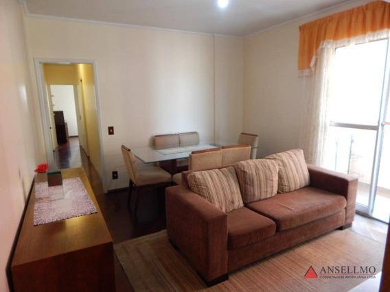 Apartamento Com 2 Dormitórios Para Alugar, 62 M² Por R$ 1.200/mês - Santa Terezinha - São Bernardo Do Campo/sp - Ap1786