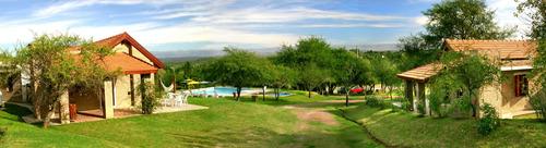 Cabañas + Parrilla Villa Gral. Belgrano-dueño Directo
