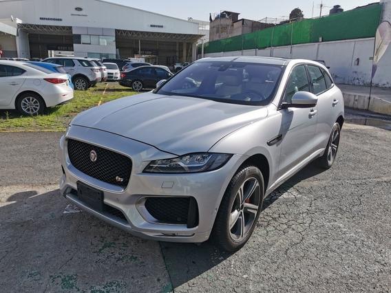 Jaguar F-pace F-pace S