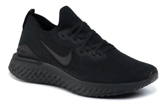 Zapatillas Nike Epic React Flyknit 2 Hombre Running C/ Envio
