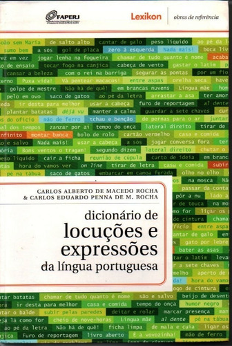 Imagem 1 de 1 de Dicionário De Locuções E Expressões Da Lingua Portuguesa