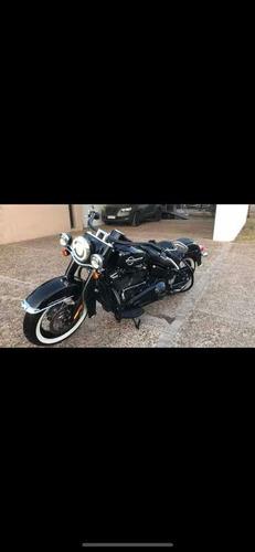 Harley Davidson Softail Heritage 114