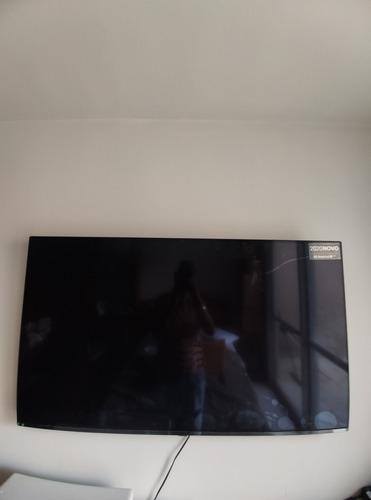 Imagem 1 de 3 de Tv LG Nano Cell 49  2020 Com Display Quebrado