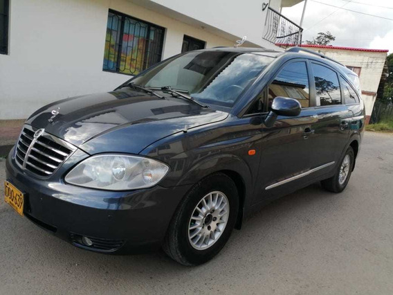 Coche Funebre Ssangyong Stavic Motor Disel 2700