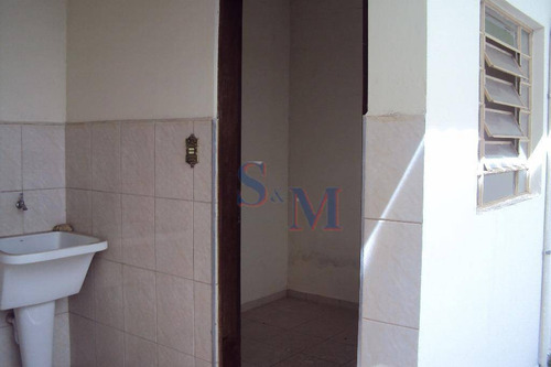 Imagem 1 de 24 de Sobrado Com 3 Dormitórios À Venda, 128 M² Por R$ 470.000,00 - Parque Marajoara - Santo André/sp - So0044