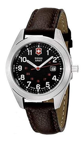 Reloj Swiss Army Mujer, 241084, Maquina Suiza, Caja De Acero