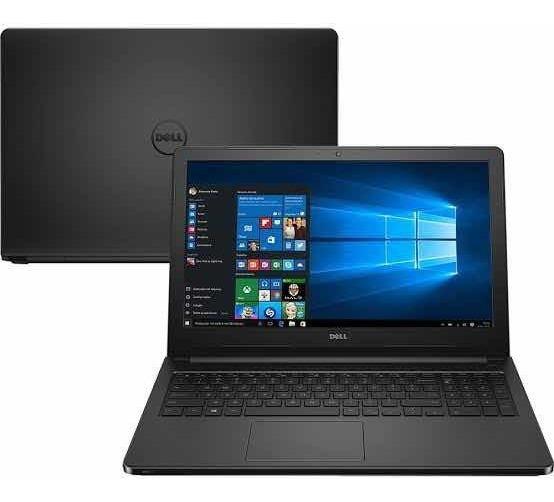 Notebook Dell Inspirion I15-3584-m10p Intel Core I3 4gb 1tb