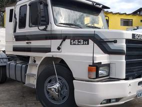 Scania Scania 143 H 1998, 6cc Motor Da 360 Nova De Tudo....