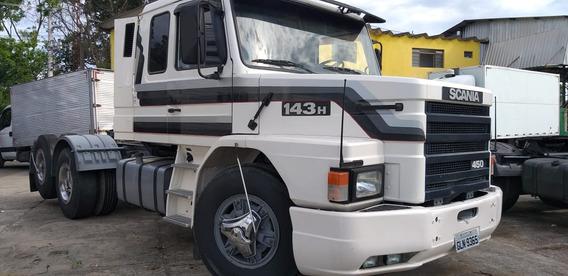 Scania Scania 143 H 1988, 6cc Motor Da 360