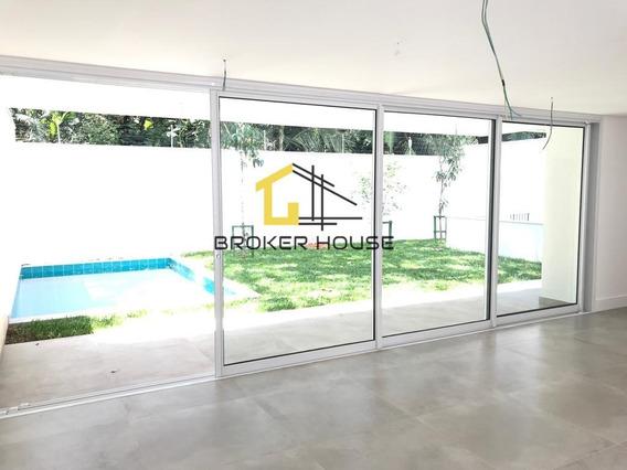 Casa A Venda No Bairro Morumbi Em São Paulo - Sp. - Bh300031-1