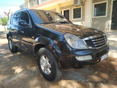 Ssangyong Rexton Rx290 2004 Diesel 4x4