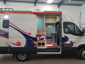 Motorhome Trailer Motor Home - Iveco Novo
