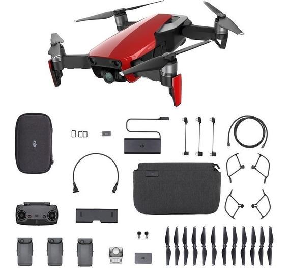 Drone Dji Mavic Air Nuevo En Combo Fly More Entrega Inmediat