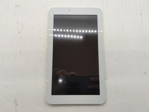 Frontal Do Tablet Multilaser M7s Plus Original Branca #3546