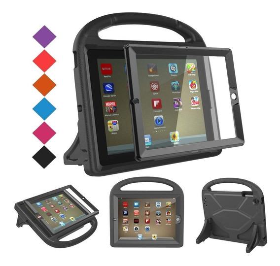 Case Para iPad 2 3 4 (modelo Antigo) Kids À Prova De Choque