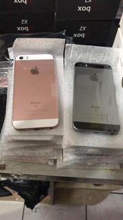 iPhone 5 Se 32gb 4g Rosa, Preto Novo Sem Caixa - Garantia