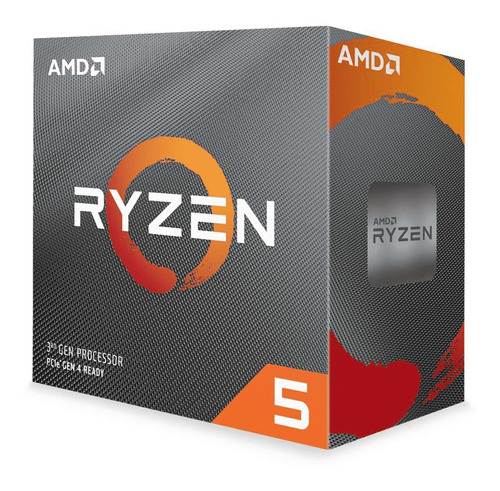 Imagem 1 de 4 de Processador Gamer Amd Ryzen 5 3600 32mb 3.6 - 4.2ghz Am4 Cx