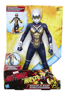 Figura De Acción Wasp (la Avispa) - Avengers Marvel