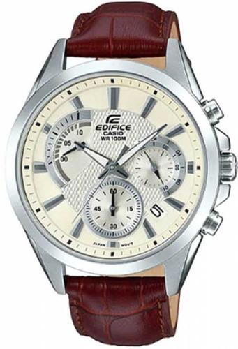 Relógio Casio Masculino Edifice Cronógrafo Efv-580l-7avudf