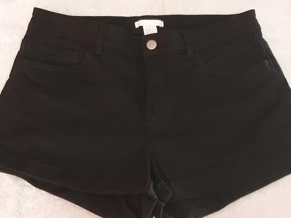 Short Negro H&m
