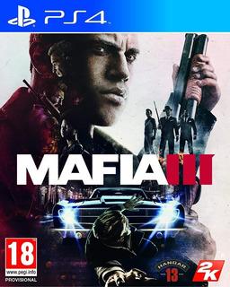 Videojuego Play 4 Mafia Iii Fisico Hobbystorebolivar