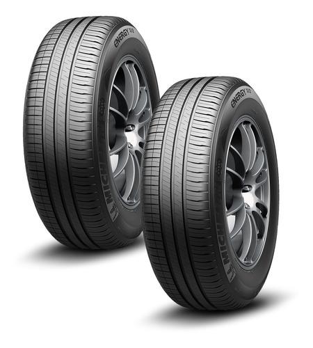 Imagen 1 de 11 de Paquete De 2 Llantas 175/70r13 Michelin Energy Xm2+ 82t