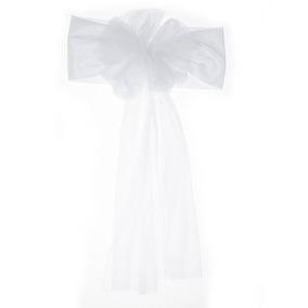 10pcs Casamento Flor Cadeira Caixilhos Spandex Elástico Orga