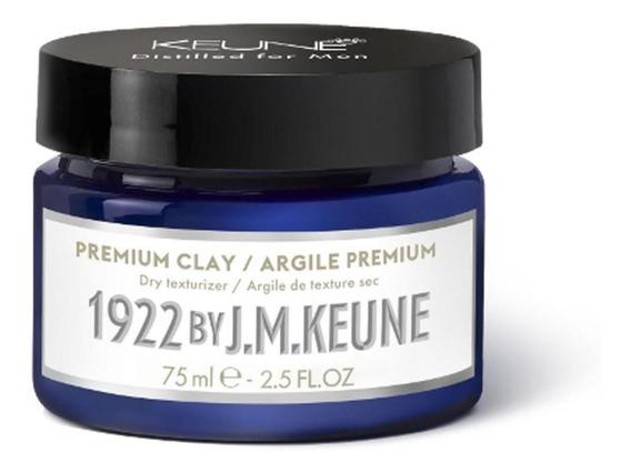 Cera Premium Clay 1922 Keune 75ml (nova Matt Effect)