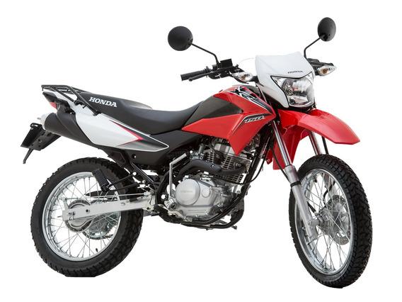 Honda Xr 150l Nueva 2020 0 Km Negra Roja Blanca Moto Sur