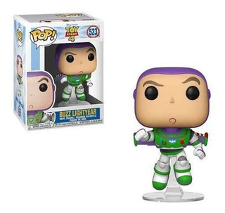 Muñeco Funko Pop Buzz Lightyear 523 Disney Toy Story 4