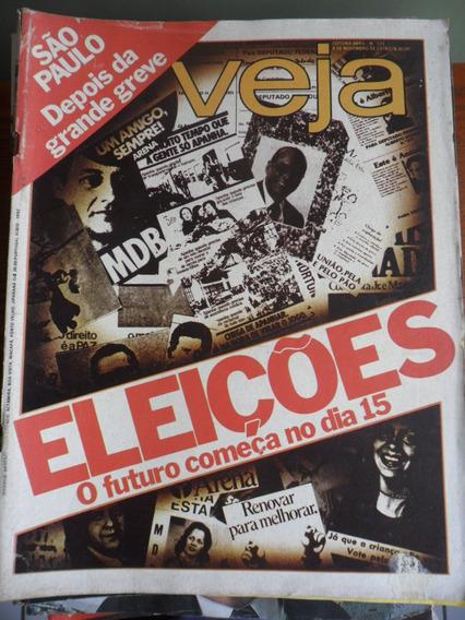 Veja - Eleições 1978 (nº 531) Frete Grátis