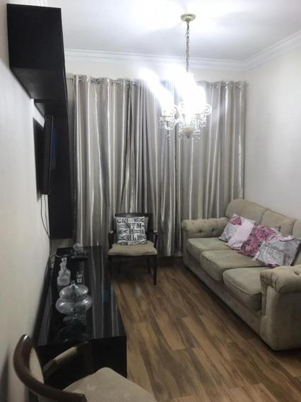 Apartamento Em Vila Das Bandeiras, Guarulhos/sp De 75m² 3 Quartos À Venda Por R$ 250.000,00 - Ap335942