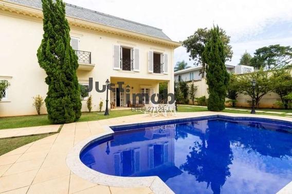 Casa Para Alugar No Bairro Jardim América Em São Paulo - - 9512238-2