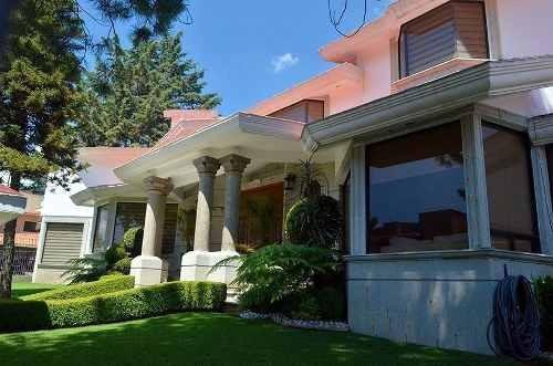 Ev1316.- Casa Con Hermosa Luminosidad En Venta Loma De Valle Escondido